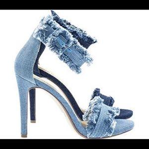 🔥Must Have🔥Denim Heels